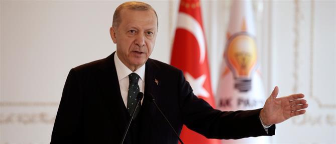 Ερντογάν σε Βρυξέλλες: Τηρήστε τις υποσχέσεις σας για το Μεταναστευτικό
