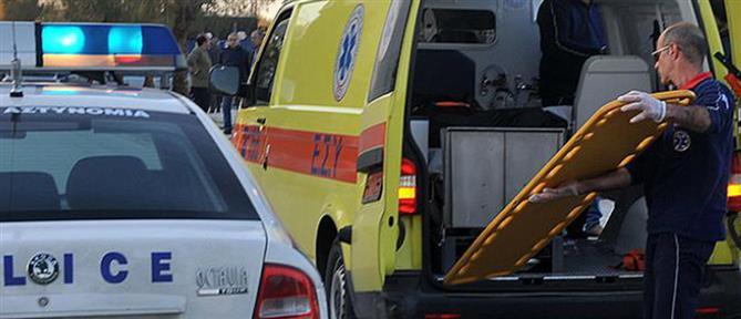 Θανατηφόρο τροχαίο: μηχανή συγκρούστηκε με όχημα της ΕΛΑΣ