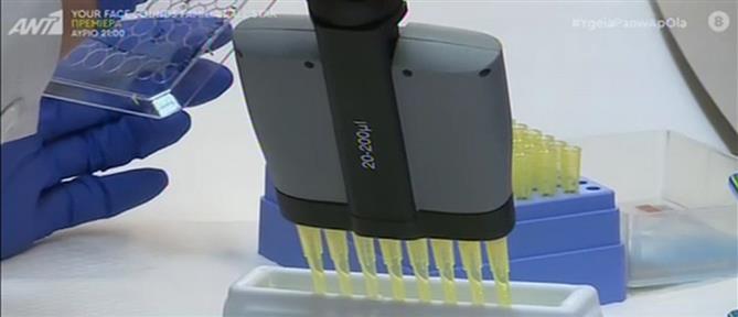 """""""Υγεία πάνω απ΄ όλα"""": η ελληνική μελέτη για την ανοσία από τα εμβόλια κατά του κορονοϊού (βίντεο)"""