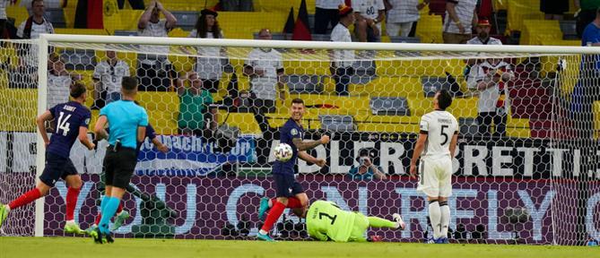 "Euro 2020: Η Γερμανία ""σκόραρε"", η Γαλλία νίκησε (βίντεο)"