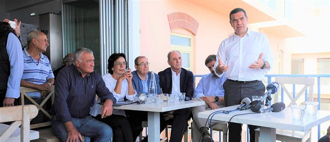 Τσίπρας: η Συμφωνία των Πρεσπών δεν μπορεί να καταρρεύσει