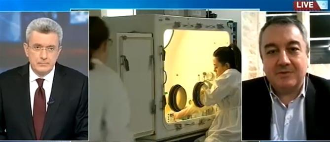 Ο Ηλίας Μόσιαλος στον ΑΝΤ1 για την μετάλλαξη του κορονοϊού και την διασπορά από εμβολιασμένους (βίντεο)