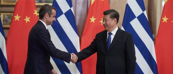 Στην Ελλάδα για επενδύσεις ο Κινέζος πρόεδρος Σι Τζινπίνγκ