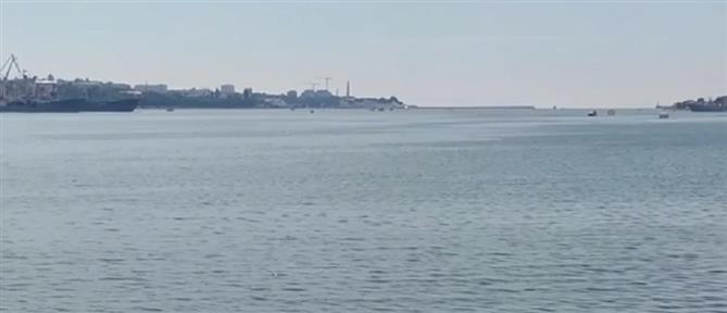 """Μαύρη Θάλασσα: """"Θερμό"""" επεισόδιο Βρετανίας  – Ρωσίας (βίντεο)"""