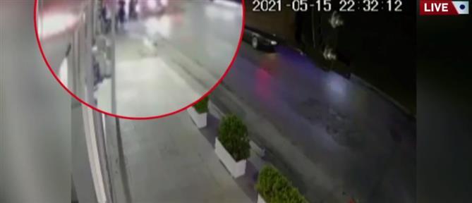 Βίντεο ντοκουμέντο από τη δολοφονία στη Μεταμόρφωση