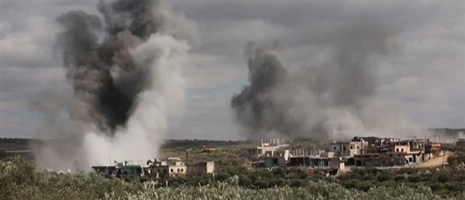 Οι ΗΠΑ έπληξαν θέσεις παραστρατιωτικών οργανώσεων στη Συρία