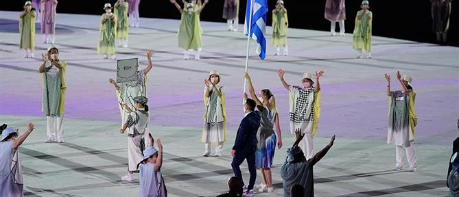 Ολυμπιακοί Αγώνες 2020: Η τελετή έναρξης στο Τόκιο