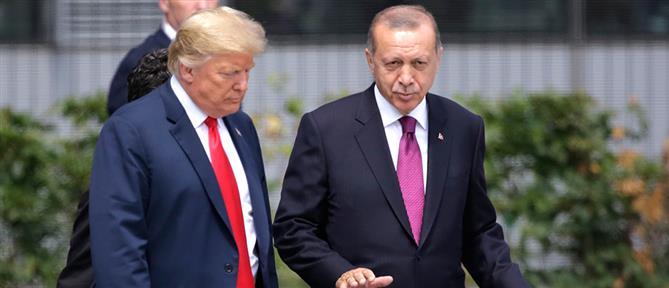 Με απειλές απαντά ο Ερντογάν στις ΗΠΑ: Θα συνεχίσουμε στη Συρία