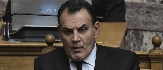 Παναγιωτόπουλος: αναγκαία η αναβάθμιση των F-16 λόγω των υπαρκτών απειλών