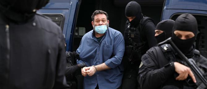 Γιάννης Λαγός: Στις φυλακές Δομοκού μαζί με Μιχαλολιάκο και Κασιδιάρη (βίντεο)