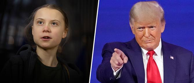 Νόμπελ Ειρήνης: Υποψήφιοι Τούνμπεργκ και Τραμπ