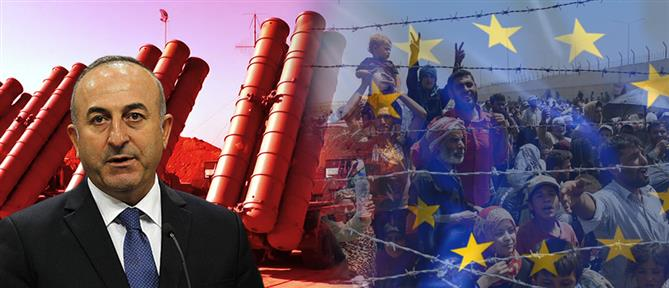 Εγκώμιο Τσαβούσογλου στη Μέρκελ για το προσφυγικό