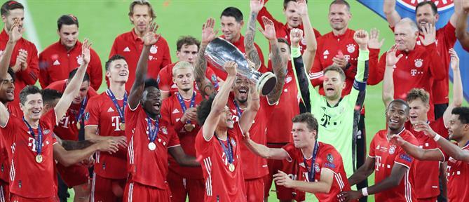 Μπάγερν Μονάχου: σήκωσε και το Super Cup!