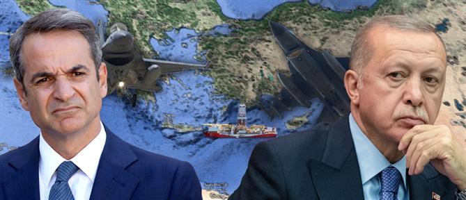 Το θέμα των κυρώσεων σε Τουρκία έθεσε ο Μητσοτάκης στη Σύνοδο της ΕΕ
