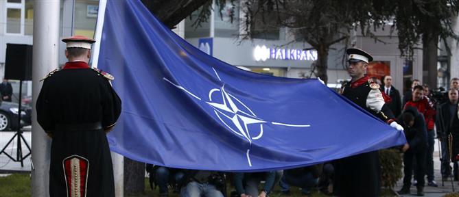 Συγχαρητήρια από την Ελλάδα στην Βόρεια Μακεδονία για την ένταξη στο ΝΑΤΟ