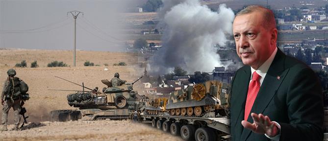 """Με """"Αττίλα"""" απειλεί τους Κούρδους ο Ερντογάν"""