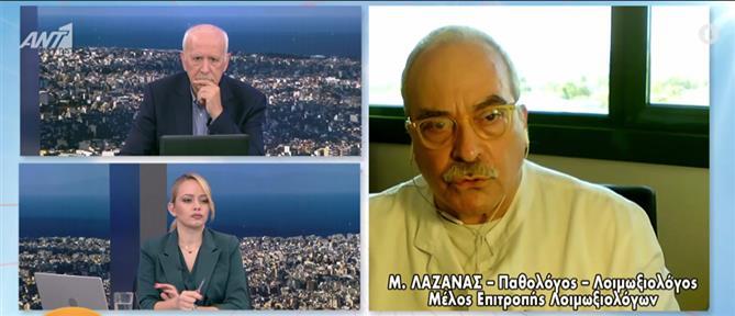 Κορονοϊός - Λαζανάς: Σκληρός, αλλά αναγκαίος, ο περιορισμός της κυκλοφορίας (βίντεο)