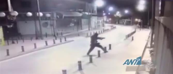 Καρέ - καρέ η μαφιόζικη επίθεση στην Αγία Νάπα (βίντεο-ντοκουμέντο)