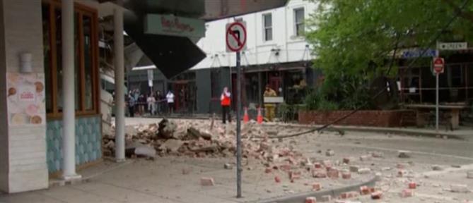 """Αυστραλία: Σεισμός """"ταρακούνησε"""" τη Μελβούρνη (βίντεο)"""