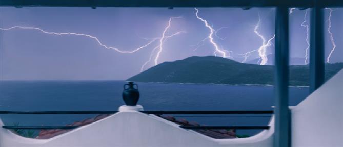 """Καιρός: με τοπικές μπόρες και καταιγίδες επελαύνει ο """"Αντίνοος"""""""