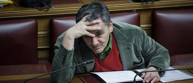 """Τσακαλώτος: """"πυρά"""" στο Μαξίμου για ύφεση και διαχείριση της πανδημίας"""