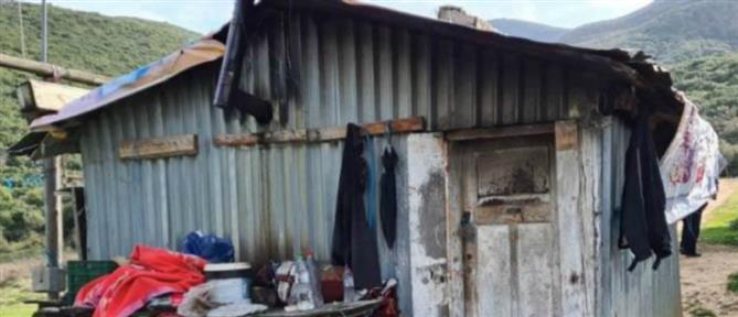 Έγκλημα στον Δομοκό: βρέθηκε κατακρεουργημένο σε ρέμα το θύμα