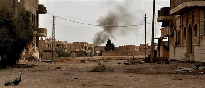 Ισχυρή έκρηξη στα σύνορα Συρίας – Τουρκίας