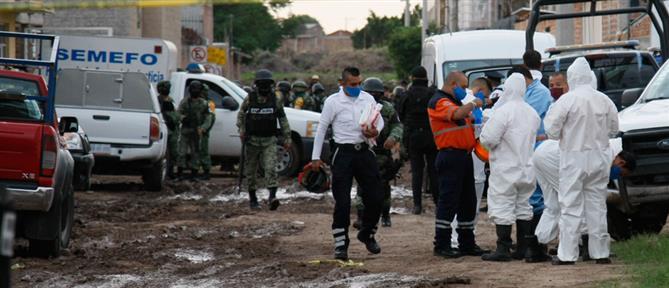 Μεξικό: Μακελειό σε κέντρο απεξάρτησης (εικόνες)