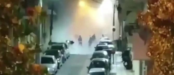 Ανάληψη ευθύνης για την επίθεση με μολότοφ στο ΑΤ Συκεών