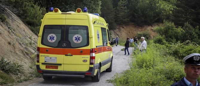 Τραυματίες από σφοδρή σύγκρουση τρακτέρ με ΙΧ