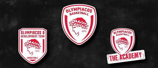 Με άλλο όνομα και σήμα ο Ολυμπιακός στην Α2 (εικόνες)