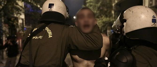 Ελεύθεροι οι συλληφθέντες για τα επεισόδια στα Εξάρχεια