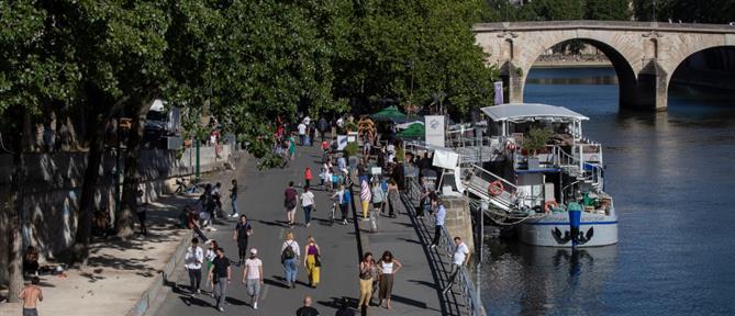 Παρίσι: στους κατοίκους του πάρκα και κήποι (εικόνες)