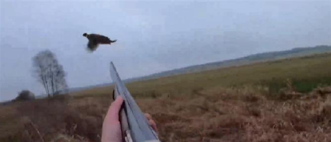 Αντιδράσεις για την καραντίνα σε… κυνήγι και ψάρεμα (βίντεο)