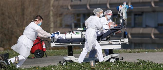 Κορονοϊός: πέθανε 66χρονος στην Πέλλα
