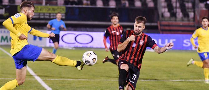 """Κύπελλο Ελλάδας: Ο Παναιτωλικός προκρίθηκε στους """"16"""""""