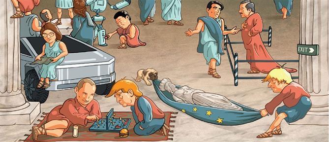 Άρθρο Μητσοτάκη: Θέτουμε τις βάσεις για το μέλλον μας