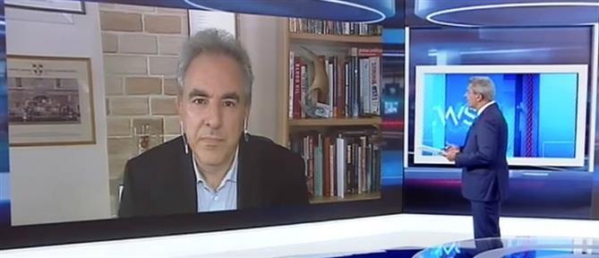 Ο Θάνος Ντόκος στον ΑΝΤ1 για τις τουρκικές προκλήσεις και την κυπριακή ΑΟΖ (βίντεο)
