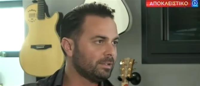 Ηλίας Βρεττός στον ΑΝΤ1: Ξαναγεννήθηκα μετά το τροχαίο ατύχημα (βίντεο)