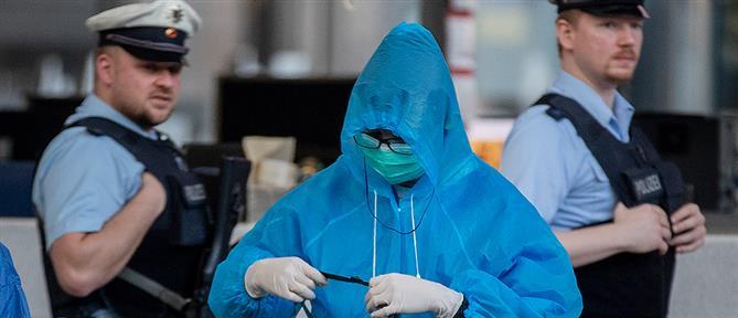 Κορονοϊός: ξεπέρασαν το φράγμα των 1.000 οι θάνατοι στη Γερμανία
