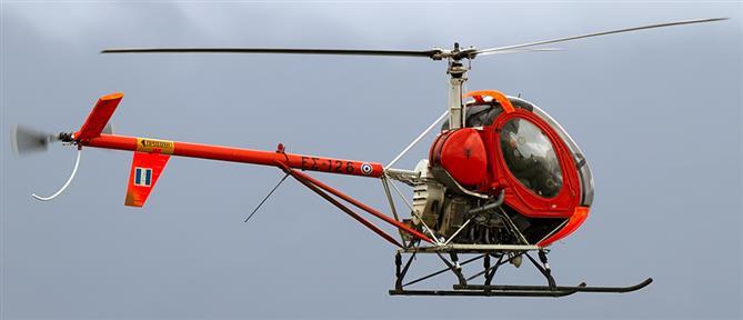 """Θρίλερ με """"μαρτυρία"""" για... εξαφανισμένο ελικόπτερο"""