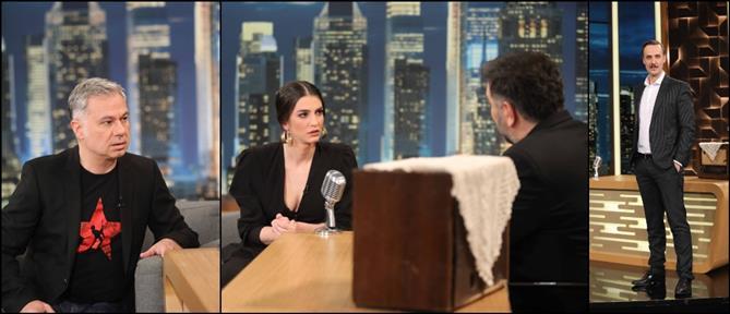 """The2NightShow"": αποκαλύψεις και… εκπλήξεις την Πέμπτη (εικόνες)"