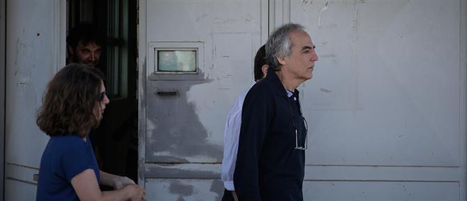 Αρνείται την ανάνηψη ο Δημήτρης Κουφοντίνας