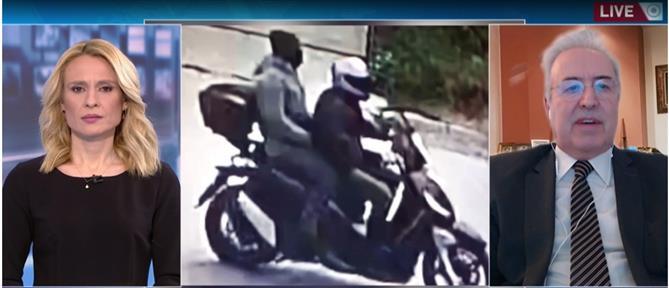 """Ραυτογιάννης για την δολοφονία Καραϊβάζ στον ΑΝΤ1: οι αυτόπτες μάρτυρες ήταν """"χρήσιμοι"""" στους δράστες"""