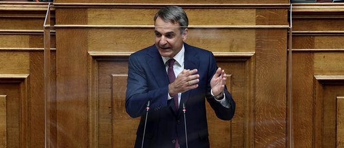 Κορονοϊός - Μητσοτάκης: Η οικονομία και η κοινωνία δεν θα ξανακλείσουν