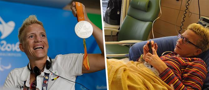 Μαρίκε Βερβόορτ: Η παραολυμπιονίκης που έβαλε τέλος στην ζωή της με ευθανασία