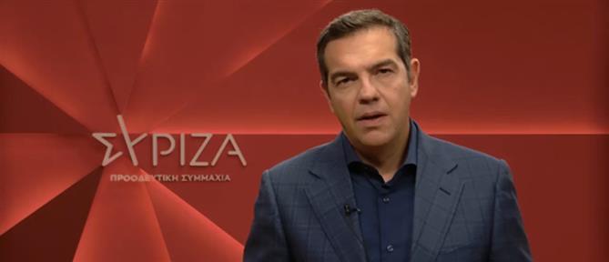 """Τσίπρας: αναγκαίο ένα νέο """"κοινωνικό συμβόλαιο"""" στην Ευρώπη"""
