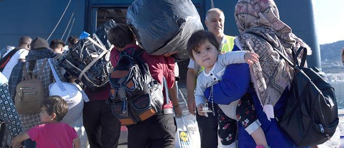 Πέτσας: Τι συμφωνήθηκε στην συνάντηση για το προσφυγικό