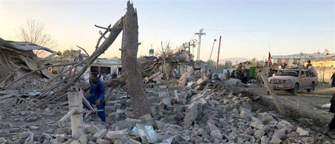 """""""Λουτρό αίματος"""" στο Αφγανιστάν (εικόνες)"""