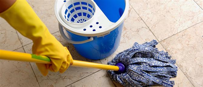 Κορονοϊός: Πώς καθαρίζουμε σωστά το σπίτι μας (βίντεο)